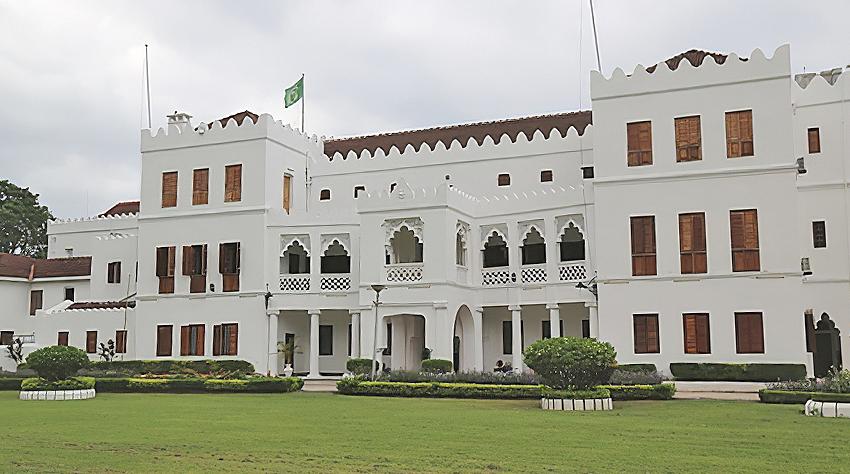 Rais wa Zanzibar na Mwenyekiti wa Baraza la Mapinduzi Dk.Ali Mohamed