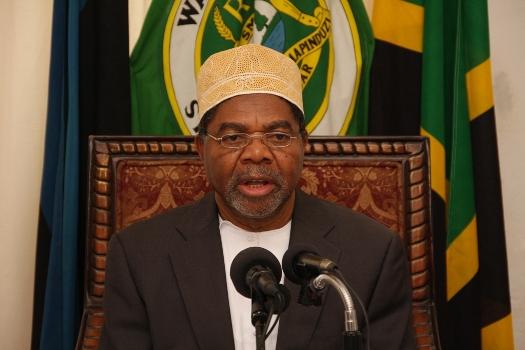 Risala ya Mhe:Rais wa Zanzibar kwa ajili ya mwezi mtukufuwa Ramadhan mwaka 1433 Hijriya2012 Miladia.