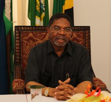 Salamu za Rais wa Zanzibar katika kuukaribisha mwaka mpya wa 2014