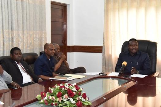 Nishani zilizotolewa na Rais wa Zanzibar na Mwenyekiti wa Baraza la Mapinduzi Mhe, Dk.Shein