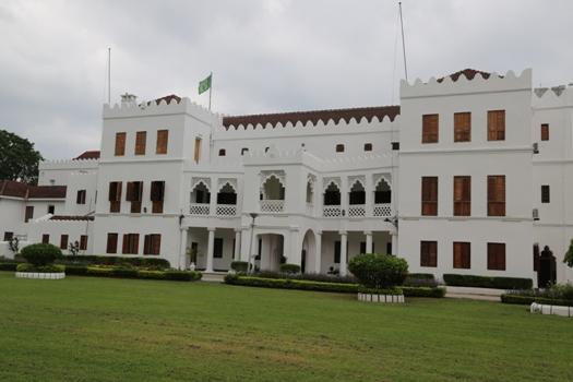Zanzibar State House