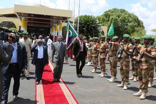 Historia ya kuanzishwa vyuo vikuu Zanzibar na Comoro zinafanana.