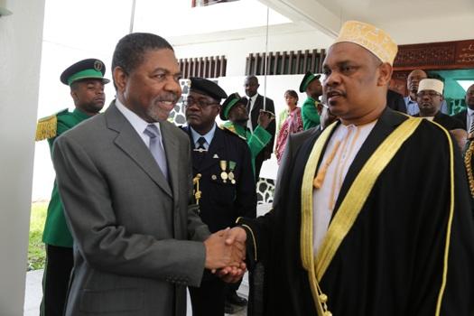 Zanzibar na Comoro zaeleza dhamira ya kweli ya kutekeleza makubaliano yaliyofikia