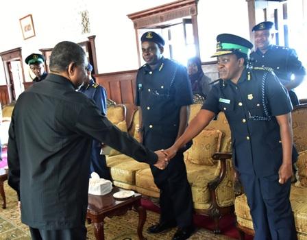 Dk.Shein ameipongeza Idara ya Uhamiaji Tanzania kwa kuendelea kupata mafanikio