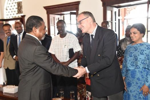 Umoja wa Mataifa (UN), umeahidi kuendelea kuiunga mkono Zanzibar