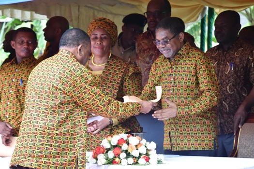 Haki zote za wafanyakazi zitaendelea kulindwa na kuimarisha maslahi yao hatua kwa hatua.